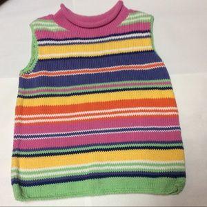 Rey Wear Hand Knitted Sleeveless Sweater